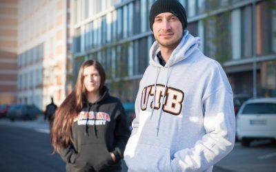Na univerzitě vznikla oděvní kolekce UTeBe