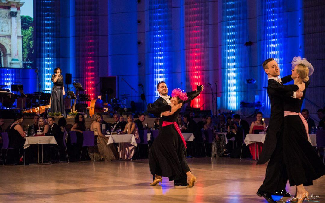 XVII. ročník Reprezentačního plesu UTB
