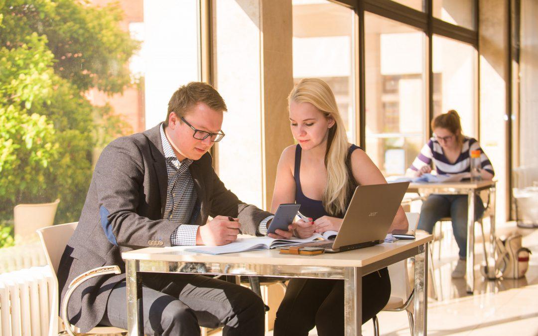UTB podporuje své absolventy v podnikání