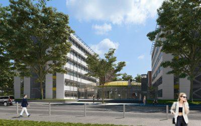 Stavba Vzdělávacího komplexu UTB probíhá dle harmonogramu