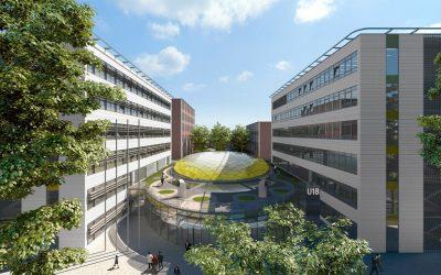 Vzdělávací komplex bude dokončen v říjnu