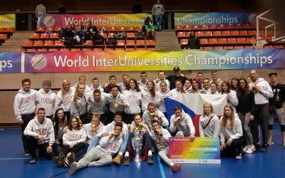 Univerzitní volejbalisté obhájili titul mistrů světa