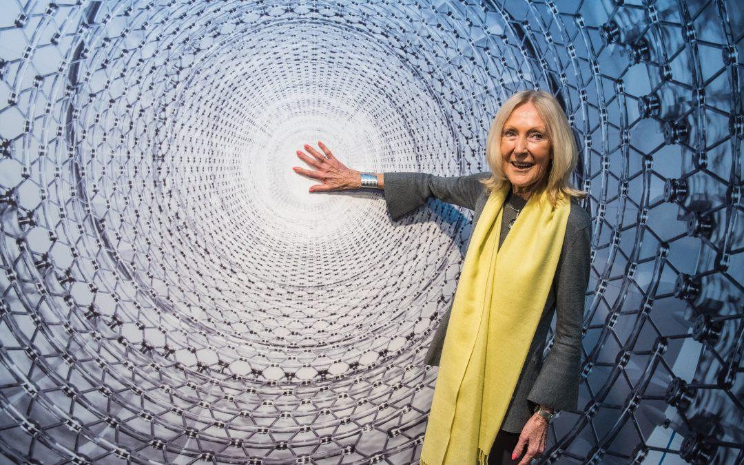 Architektka prof. Eva Jiřičná