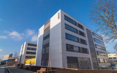 Nová ulice ve Zlíně: Univerzitní