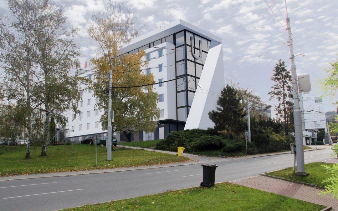 Univerzita buduje moderní prostory