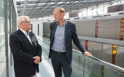 Univerzitu navštívil český velvyslanec v Kanadě