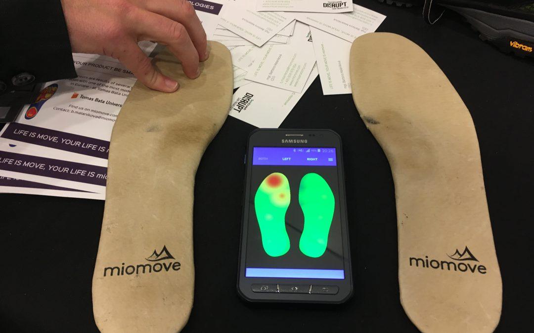 Chytrá bota byla představena v Kalifornii