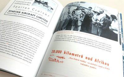 Nakladatelství vydává tituly k baťovské historii
