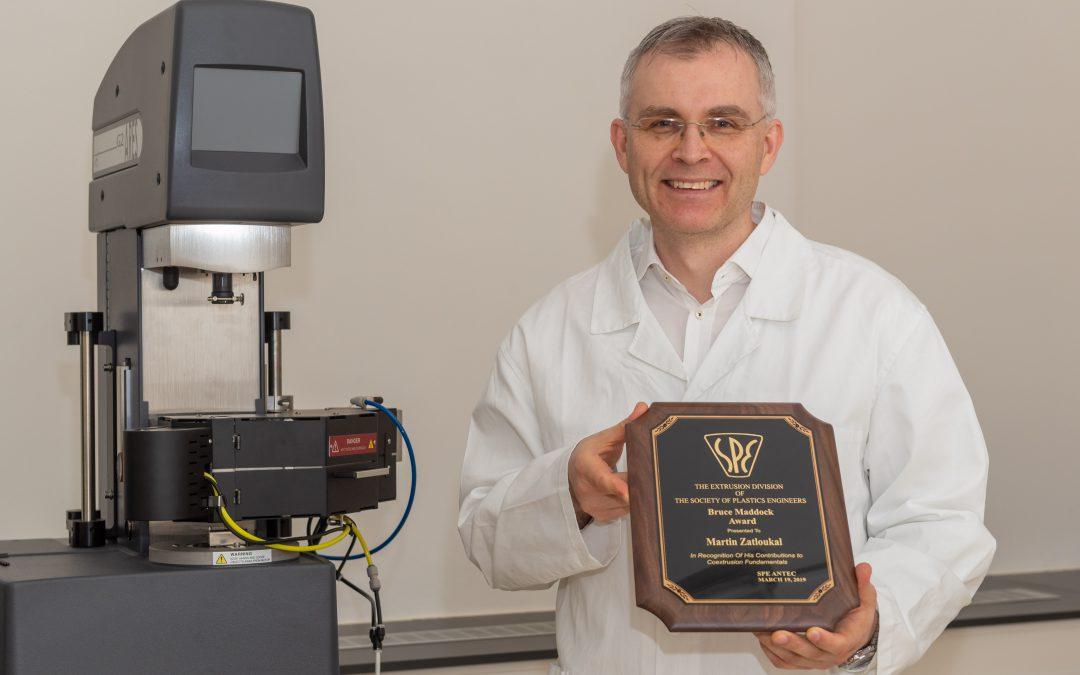 Americká cena pro českého vědce