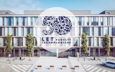 Fakultu technologickou čekají oslavy