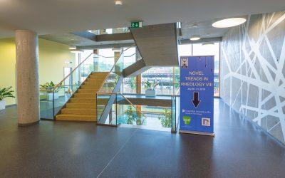 Polymerní konference na Fakultě technologické