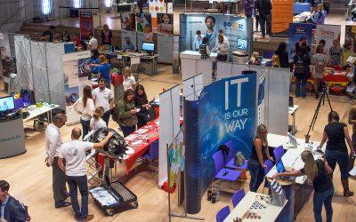 Sedmdesátka firem se představí studentům a absolventům UTB