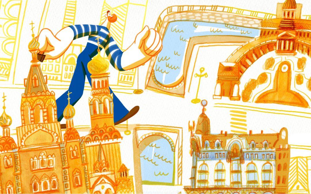 Animovaný film studentky soutěží na Berlinale