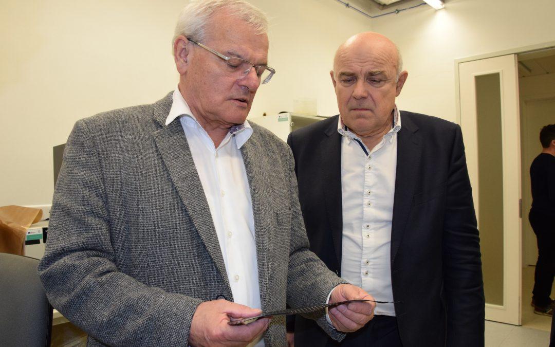 Návštěva prof. Vladimíra Maříka