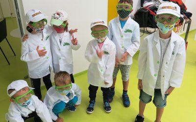 Děti si letos vyzkouší studium na zlínské Junior Univerzitě
