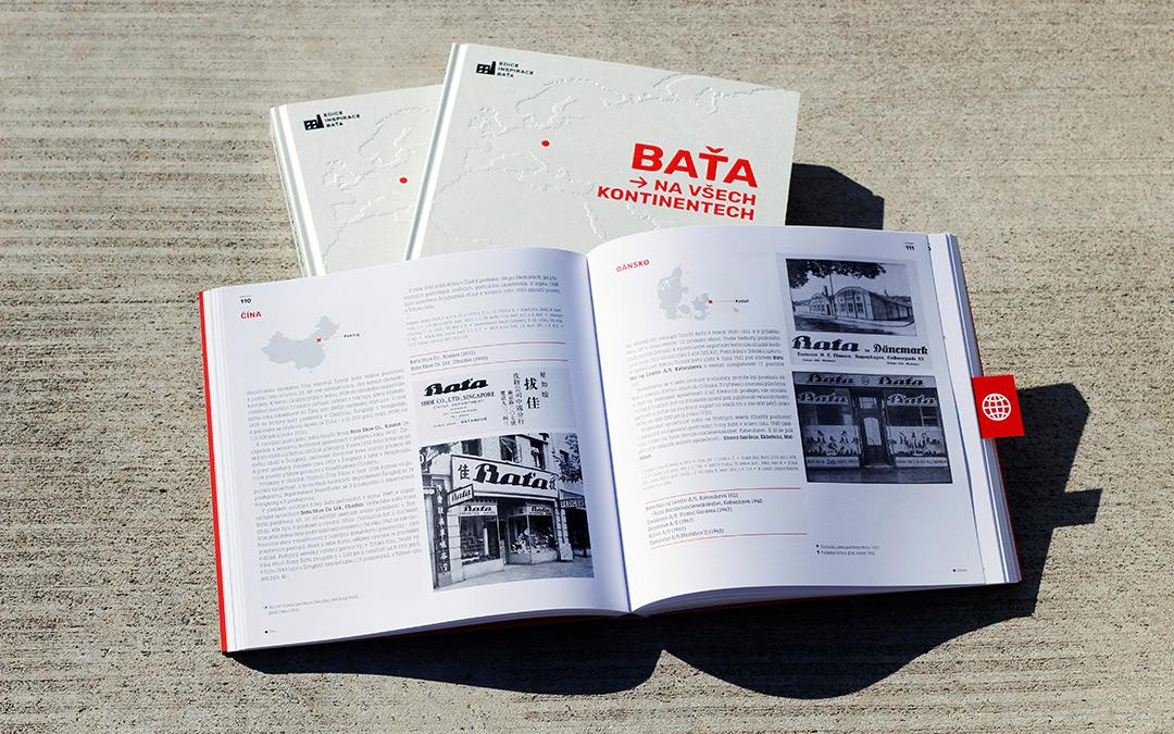 Vydáváme novou knihu o Baťovi