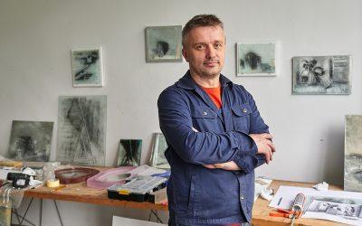 Na prestižním London Design Biennale bude jediný Čech. Vizuální umělec Petr Stanický ze zlínské univerzity