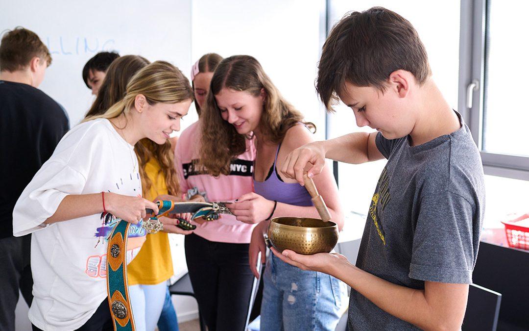 Prázdninová škola angličtiny na zlínské univerzitě